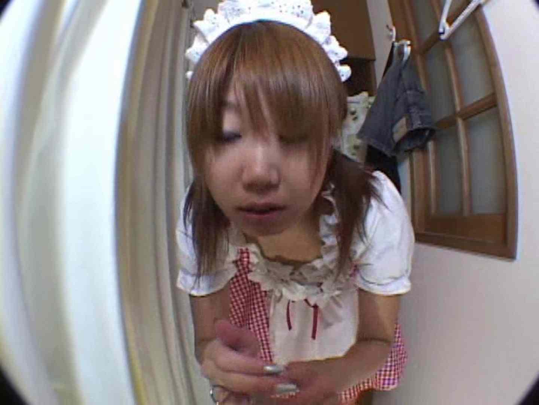アキバメイドカフェ 萌える嬢の着替え盗撮 下着 盗撮動画紹介 85枚 83