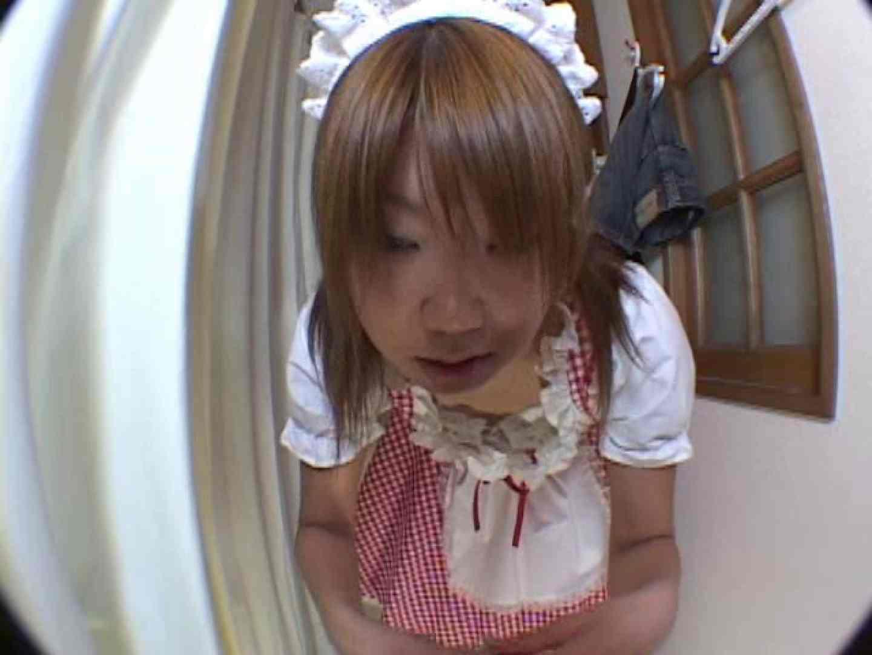 アキバメイドカフェ 萌える嬢の着替え盗撮 超エロメイド 濡れ場動画紹介 85枚 84