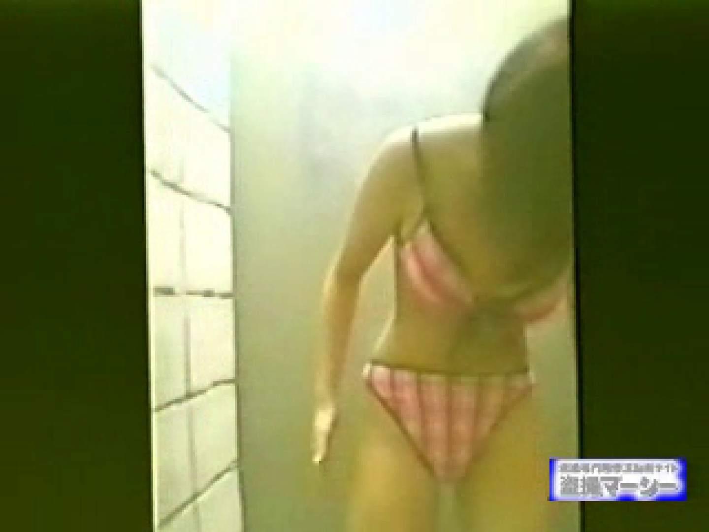 水着ギャル和式女子厠vol.4 盗撮 濡れ場動画紹介 62枚 48