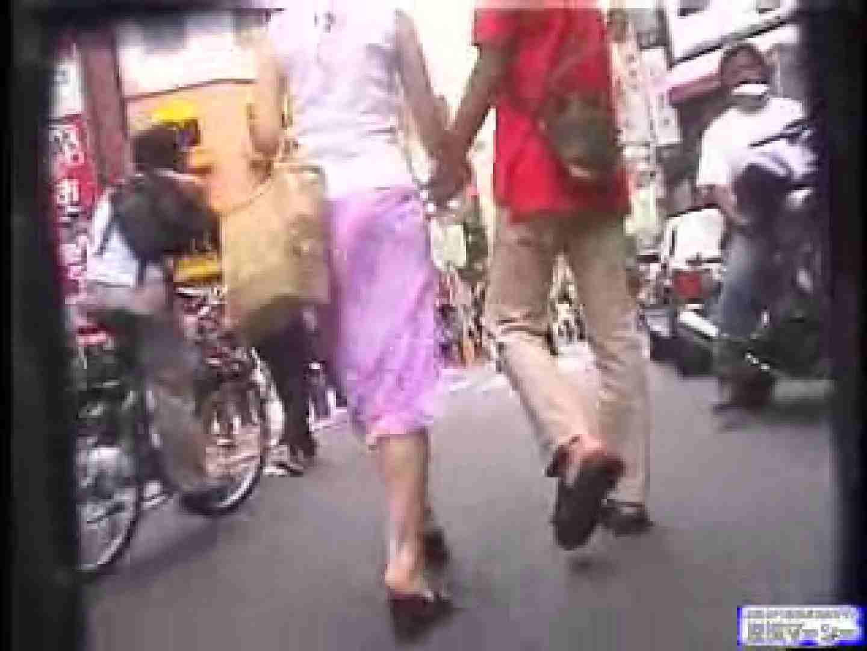 盗撮AV:追っかけ撮り 赤外線 パンツが透けてるよ!:のぞき本舗 中村屋