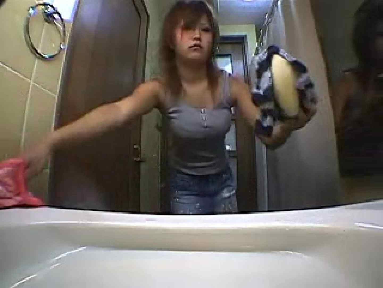 水着ギャル 洗い場洗面所盗撮 超エロギャル 性交動画流出 63枚 39