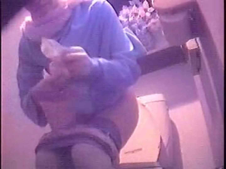 美人洋式洗面所を2カメで盗撮! 排泄 盗撮動画紹介 111枚 58