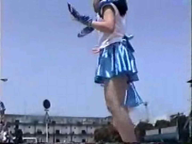 盗撮AV:熱盗!チアガール! vol.06:のぞき本舗 中村屋