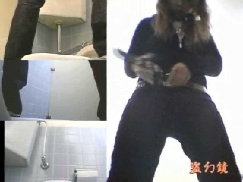 伝説の和式トイレ3 マルチアングル 性交動画流出 76枚 55
