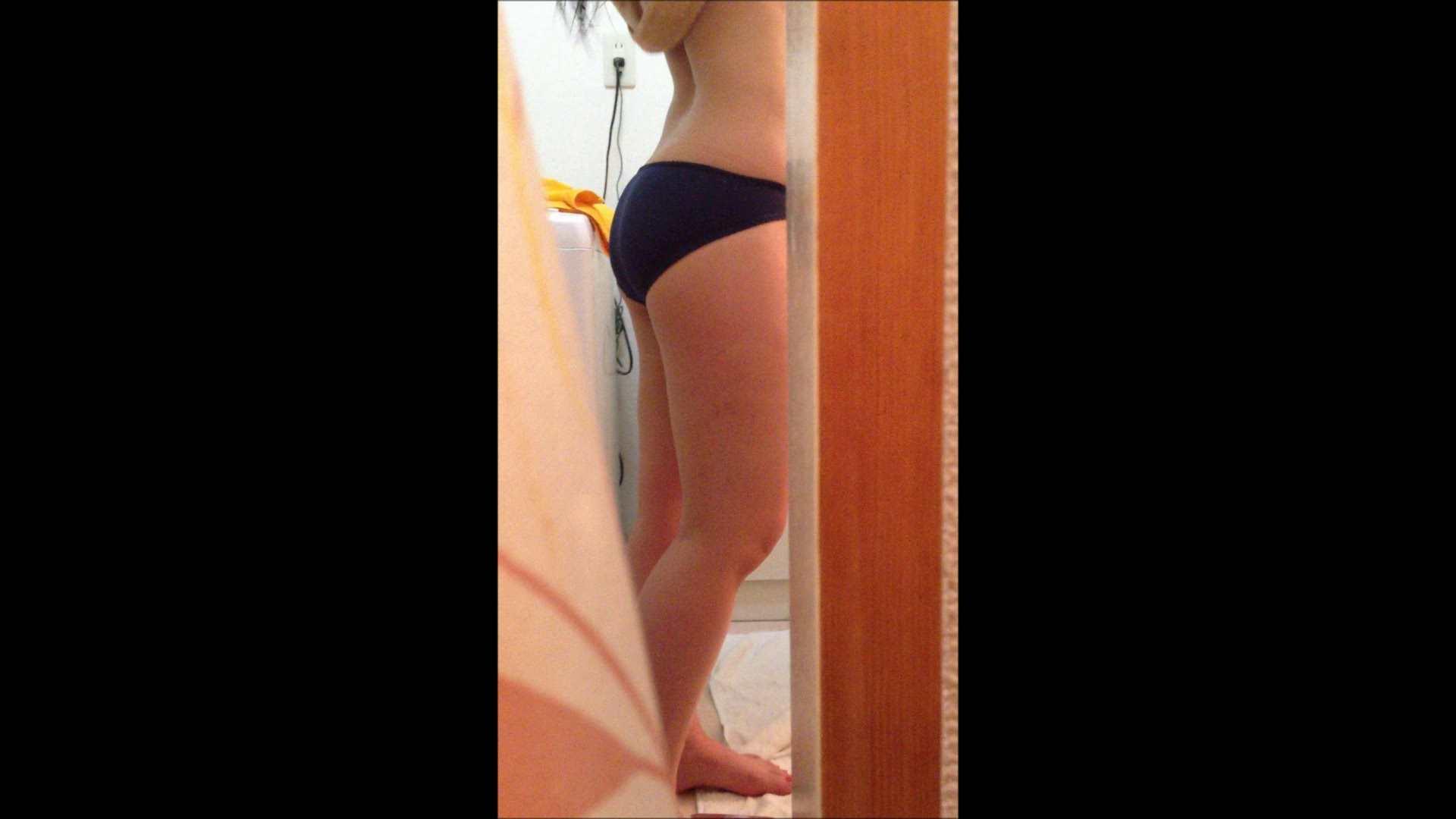09(9日目)彼女も風呂を撮られるのに慣れてきたような・・・ 覗き おめこ無修正画像 81枚 68