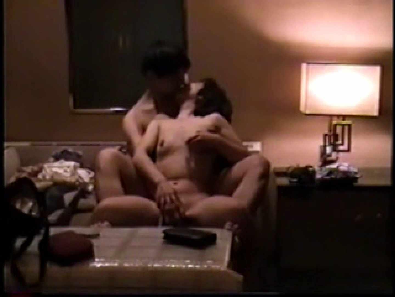 愛人の彼とのSEX 熟女とつばめ ホテル おまんこ動画流出 89枚 57
