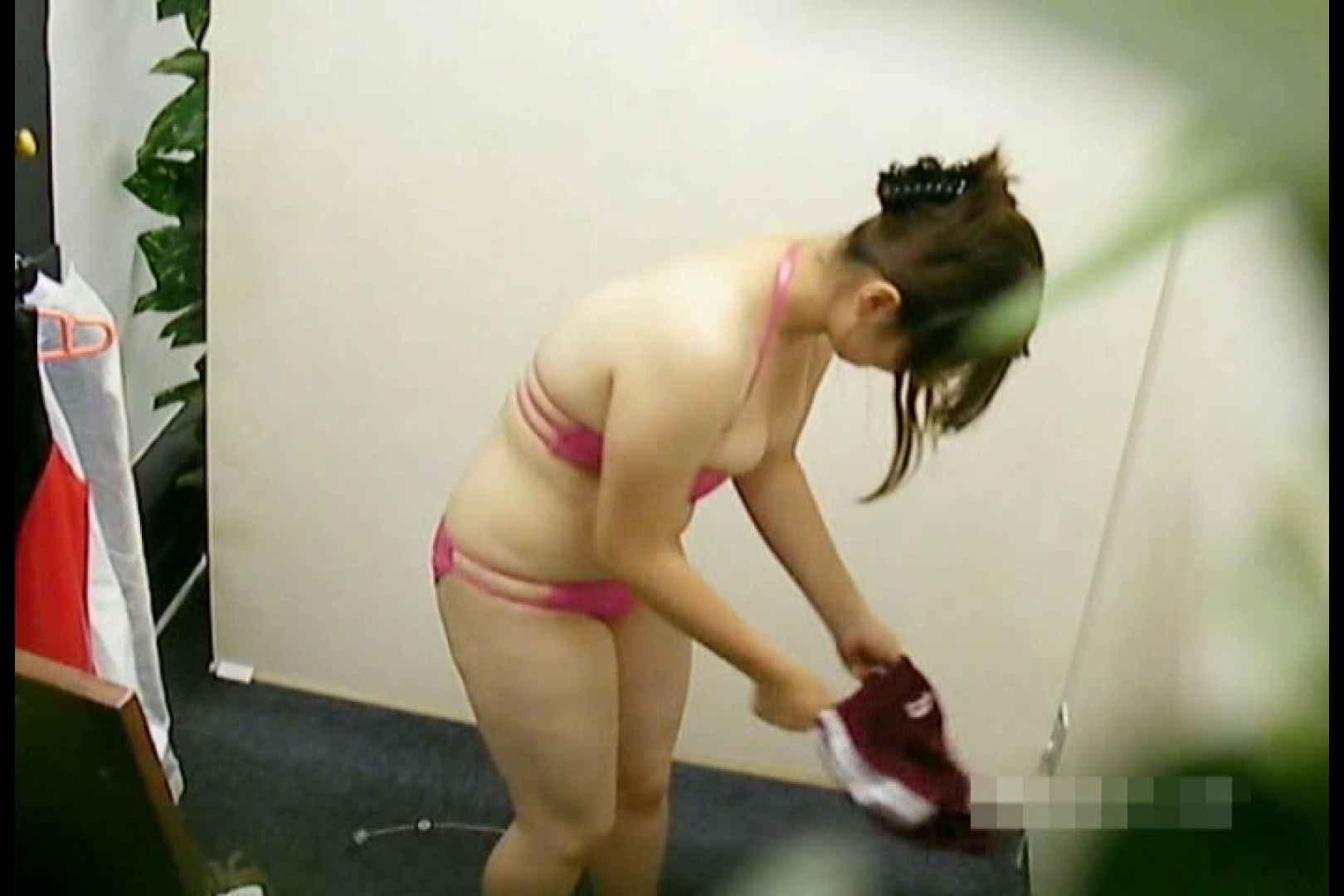 素人撮影 下着だけの撮影のはずが・・・えりか18歳 巨乳特別編 SEX無修正画像 112枚 63