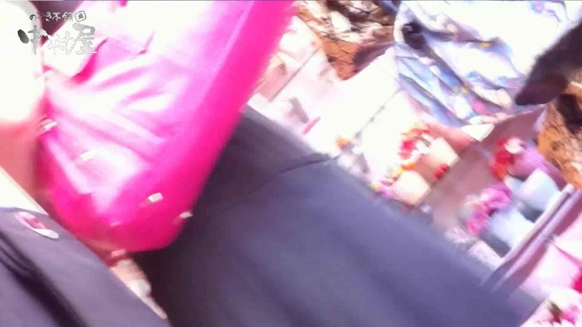 盗撮AV:vol.42 美人アパレル胸チラ&パンチラ パンチラね~ちゃん、ジャスコの前♪:ピープフォックス(盗撮狐)