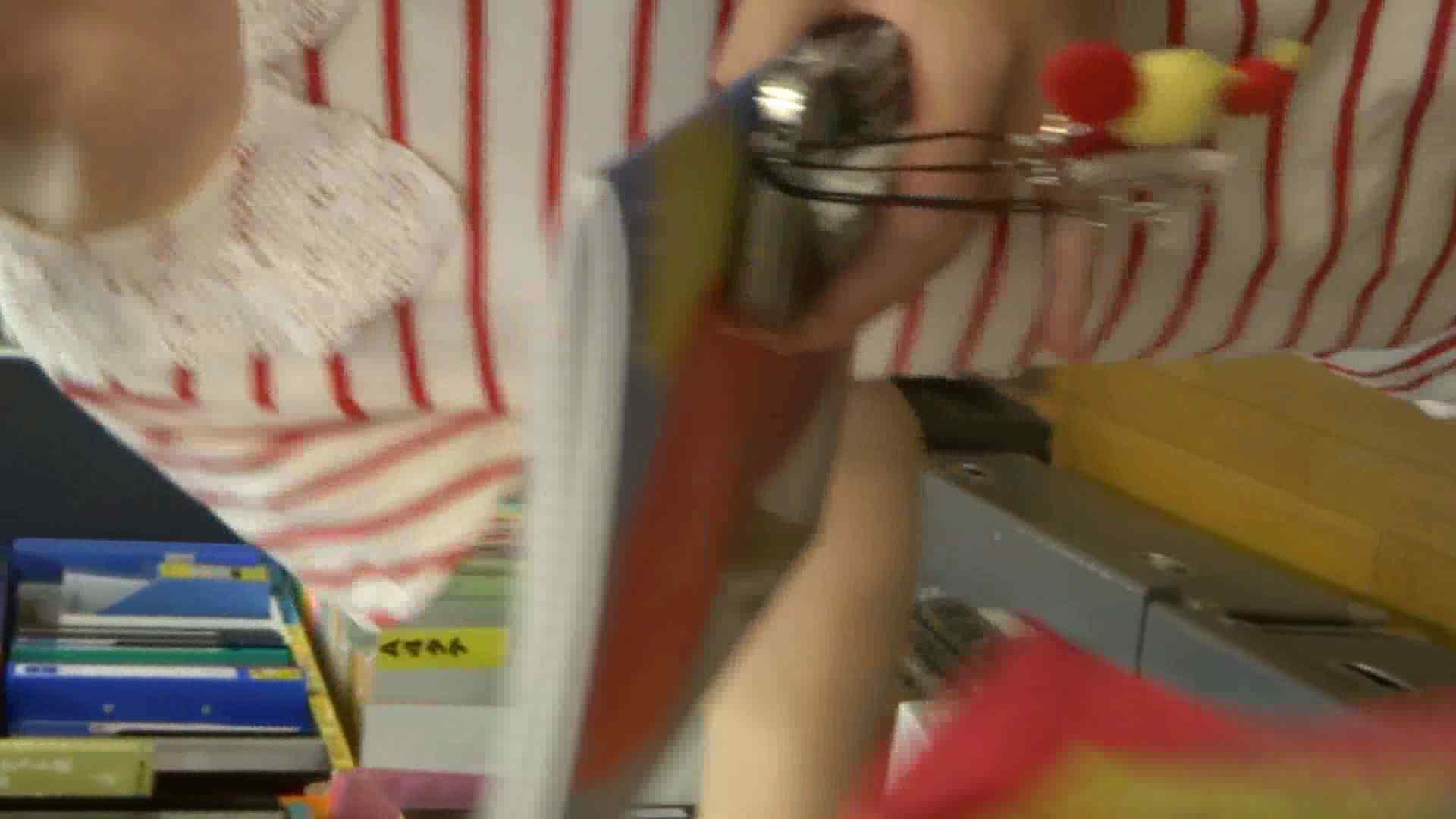 盗撮AV:近所のお店は危険がイッパイ vol.13:ピープフォックス(盗撮狐)