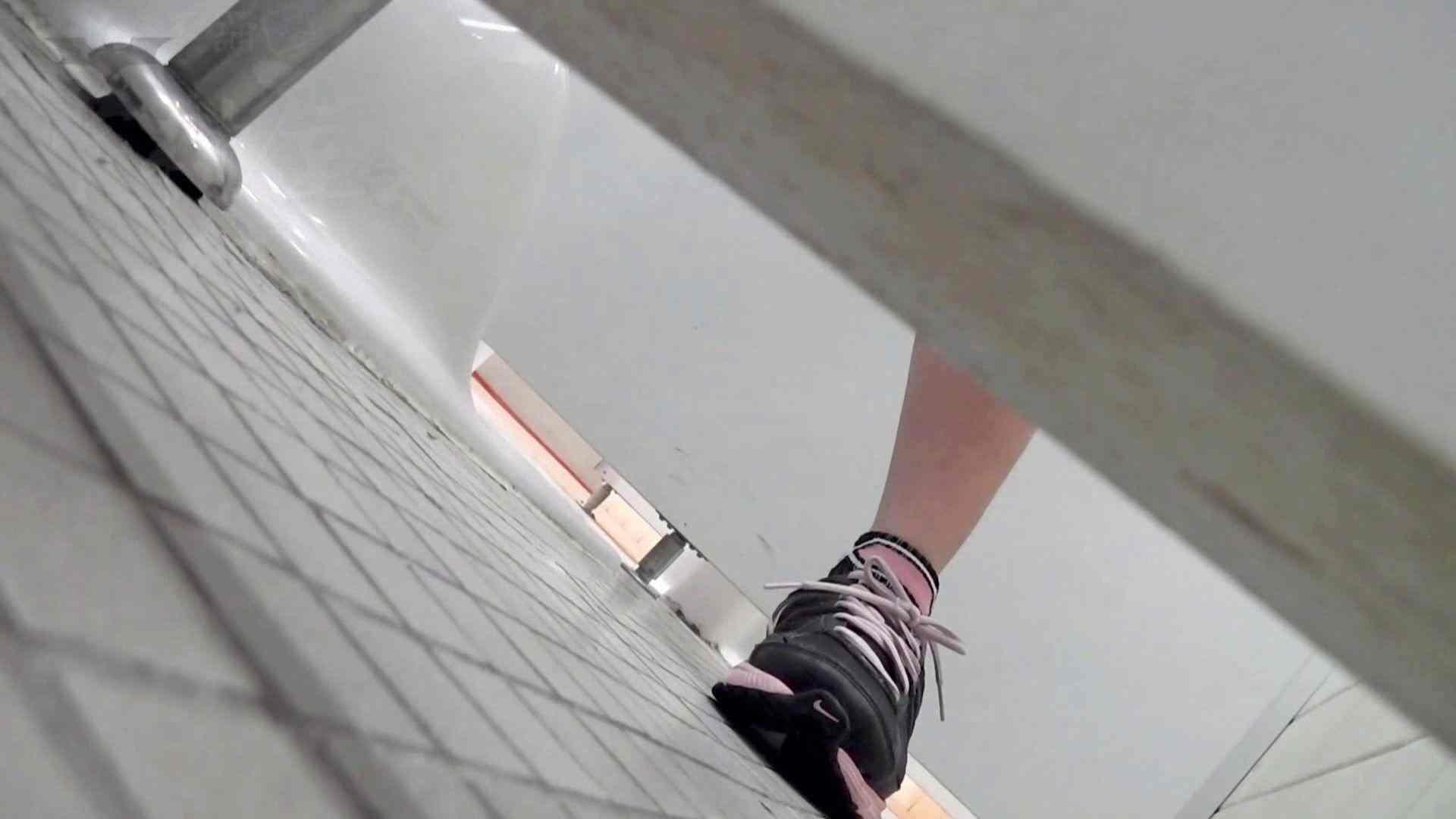 盗撮AV:第三体育館潜入撮File015 「進化」の最後に登場した美人がついに入室!:ピープフォックス(盗撮狐)
