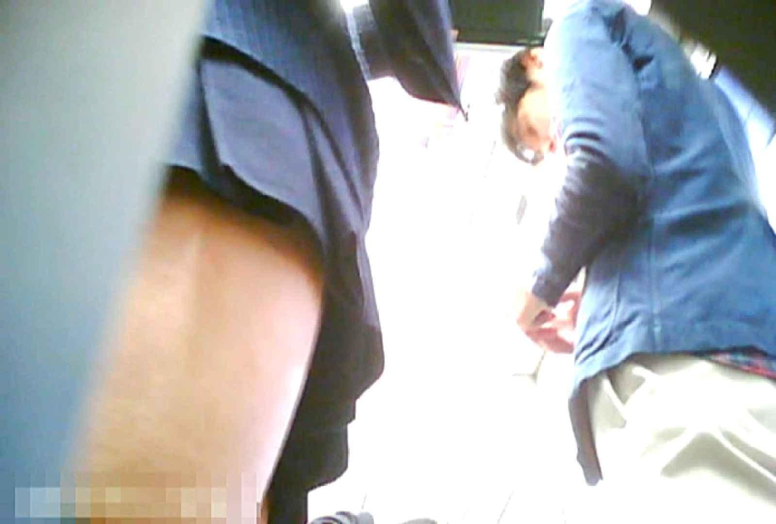 盗撮AV:「チキン男」さんの制服ウォッチングVol.6:ピープフォックス(盗撮狐)